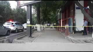 В Шымкенте произошла массовая драка возле кафе «Сити»