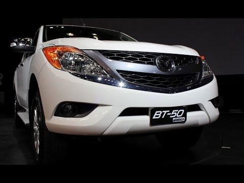 มาสด้า บีที  50 โปร  New Mazda BT-50 Pro เพิ่มเติมแต่งกระบะก็สวย ราคาโดนใจ