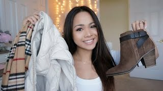 Huge FALL Fashion Try On Haul: Lilly, J Crew, TJ Maxx, F21, SheIn, Aero | Charmaine Dulak