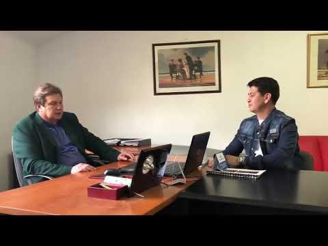 Интервью с профессором Нурумовым Нурланом Маратовичем, создателем концентрата Pavlov Spring