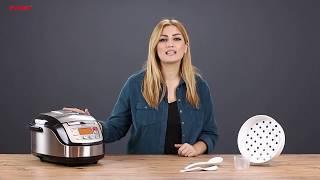 Sinbo Çok Fonksiyonlu Pişirici Ürün İnceleme