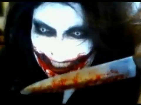JEFF THE KILLER (HALLOWEEN TUTORIAL 2012) - YouTube