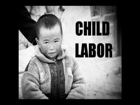 Child labor industrial revolution