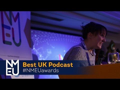 New Media Europe: Best UK Podcast