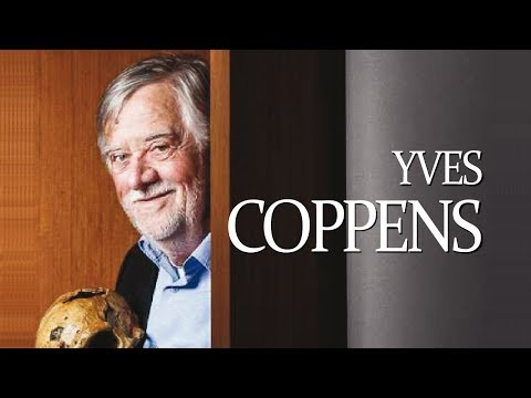 """Yves Coppens présente son ouvrage """"Mémoires """""""