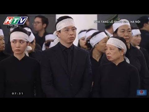 Ánh mắt oán thù của người nhà ông Trần Đại Quang tại tang lễ #1