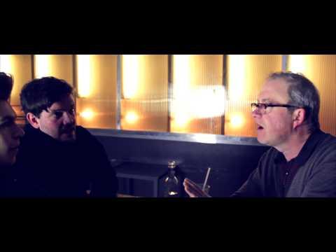 Harry Enfield Quizzes Klaxons About New Album