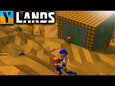 Ylands - FUN With GUNPOWDER KEGS & DYNAMITE Bundles! (Ylands Gameplay Part 15)