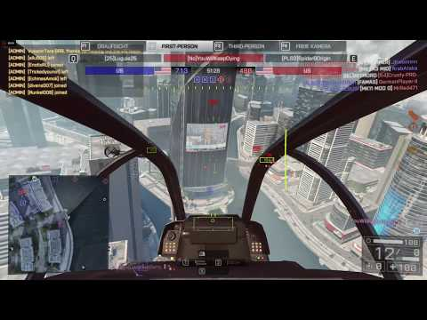 BF 4 Hackers exposed: YouWillKeepDying (WWWWWWWWWWWWVWWW) on Shanghai [Heli Hacker]