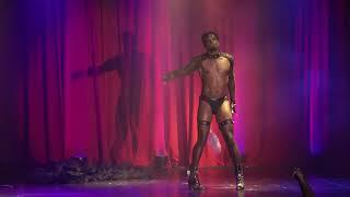 Texas Queerlesque Festival 2018 video by Ben Britt www.BenBritt.com.