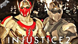 Injustice 2 Online - THE MOST EPIC MATCH EVER!