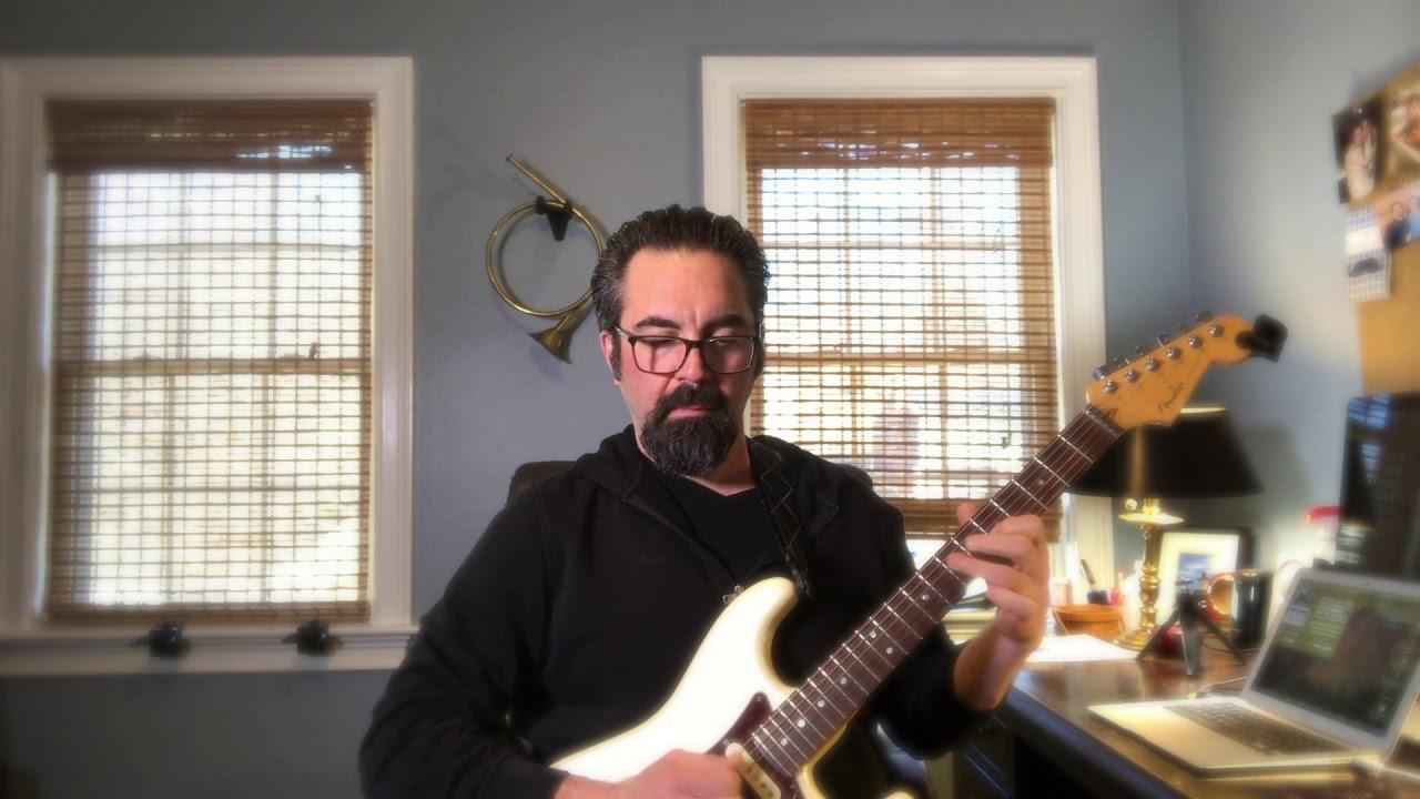 Mike Stern's Mood Swings Performed by Sal DiFusco