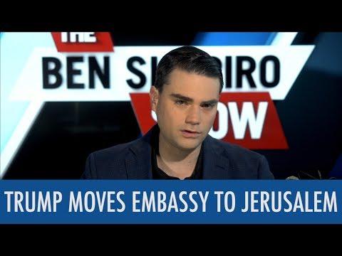 Trump Moves Embassy To Jerusalem
