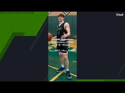 Grant Bulmash (Greenhill School)  - Senior Season (2019-20) Highlights