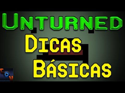 UNTURNED 3.0 - DICAS BÁSICAS - PREVIEW/ENXERGANDO A NOITE/NÃO AGRAR ZUMBIS/...