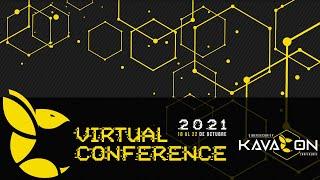 KavaCon Virtual Conference  18  22/Octubre (15:00 GMT3)