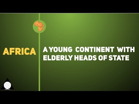 Africa: A Young Continent with Elderly Heads Of State