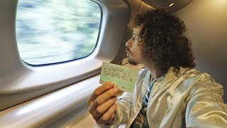 ¿Cómo es viajar en el tren MÁS RÁPIDO DEL MUNDO?