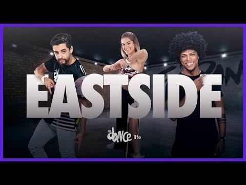 EastSide  - Benny Blanco ft. Halsey & Khalid | FitDance Life (Coreografía) Dance Video
