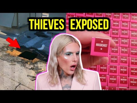 EXPOSING JEFFREE STAR'S THIEVES? + JACLYN HILL RESPONDS TO DRAMA!