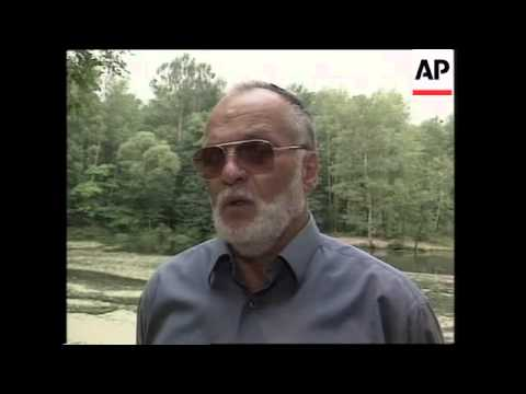 Interview with ex KGB officer on CIA defector who died