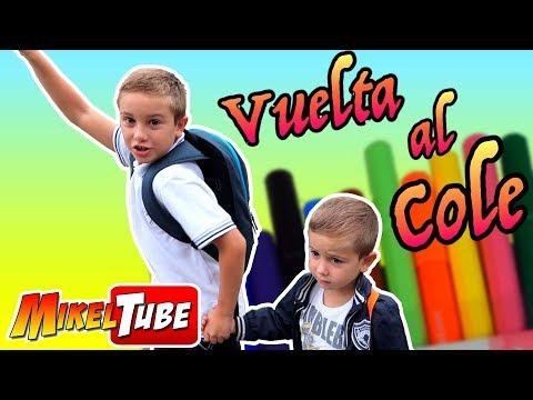 Vuelta al Cole y Haul de Material Escolar MikelTube