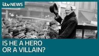 Was Winston Churchill a hero or a villain? | ITV News