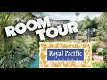 ROYAL PACIFIC RESORT - UNIVERSAL ORLANDO - QUEEN ROOM TOUR & HOW TO USE EXPRESS PASS KIOSK