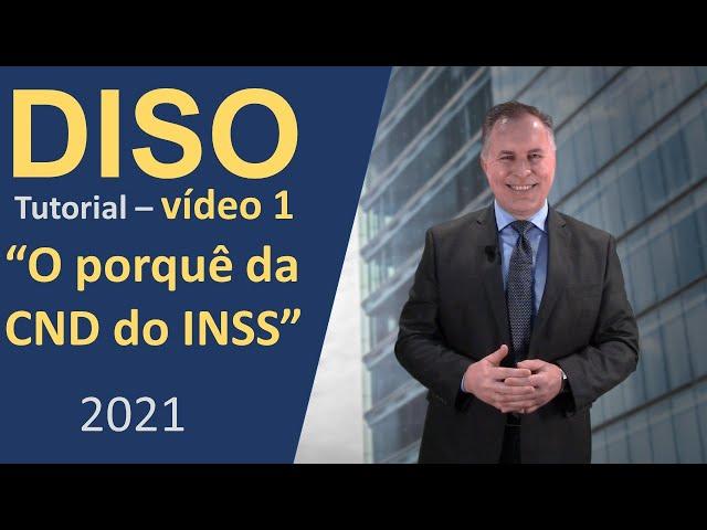 01 - Por que tirar a CND do INSS?