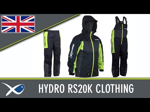 *** Coarse & Match Fishing TV *** Hydro RS20K Clothing