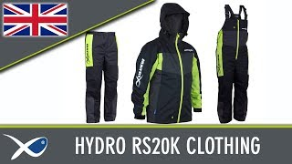 *** Coarse & Match Fishing TV *** Hydro RS20K Clothing