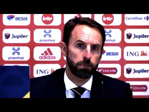 Belgium 2-0 England - Gareth Southgate & Tyrone Mings - Post Match Press Conference