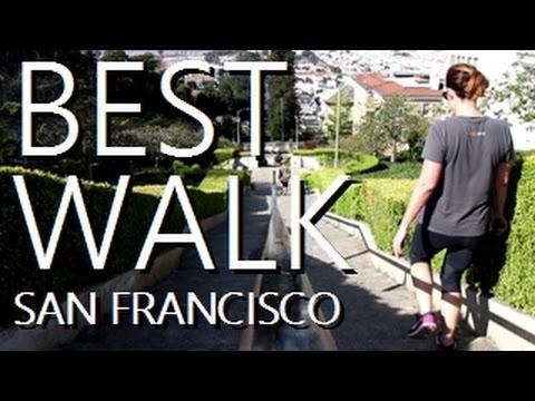 BEST WALK in SAN FRANCISCO