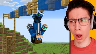 Testing Clickbait Minecraft Hacks To See If They're Real
