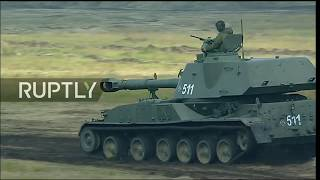LIVE: Putin attends Vostok-2018 military exercises