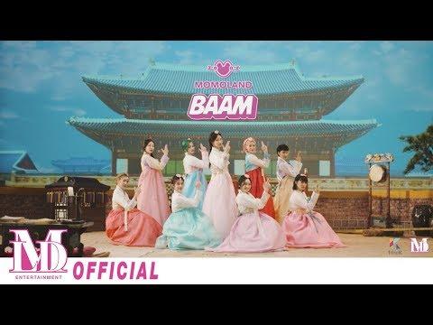 MOMOLAND(모모랜드) - 'BAAM' M/V