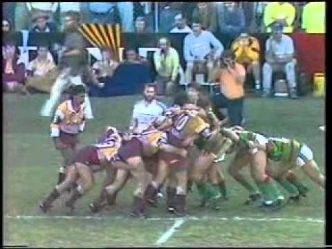 Rabbitohs V Broncos 1989 Full game