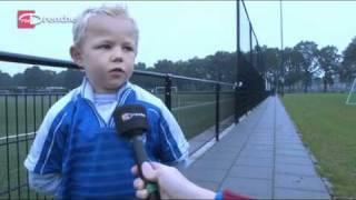 Later als ik groot ben... Kaboutervoetbal