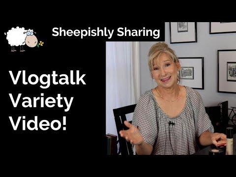 Download Vlogtalk Variety Video | September KnitCrate