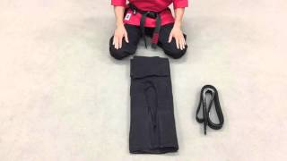 Martial Arts Uniform the how to