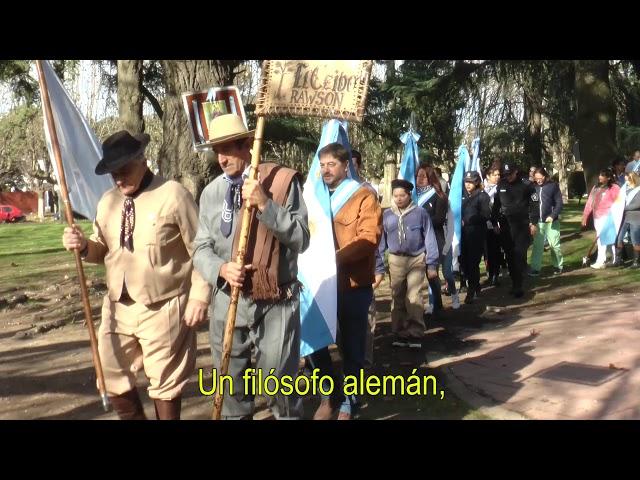 Día de la Bandera: Acto Oficial