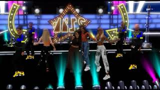Sims.Little Mix - Graham Norton Show - Think About Us