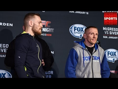Conor McGregor vs. Dennis Siver PREVIEW - UFC FIGHT NIGHT 59