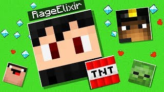WHAT IS MINECRAFT.IO?! (SUPER FUN NEW GAME) thumbnail