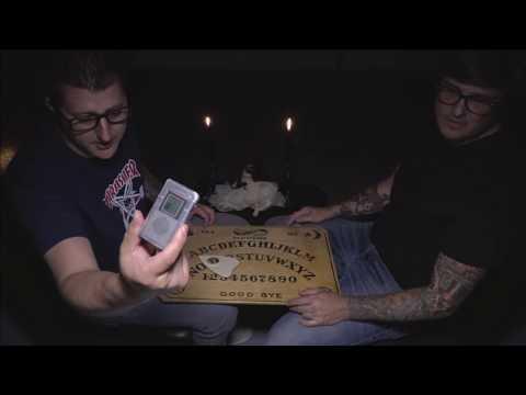 ZoZo Ouija Board Demon Caught on Tape