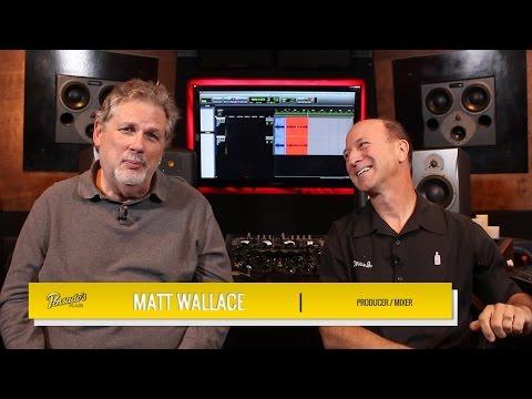 Producer/Mixer Matt Wallace - Pensado's Place #237 Mp3