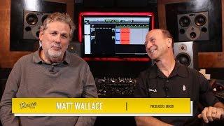 Producer/Mixer Matt Wallace - Pensado's Place #237