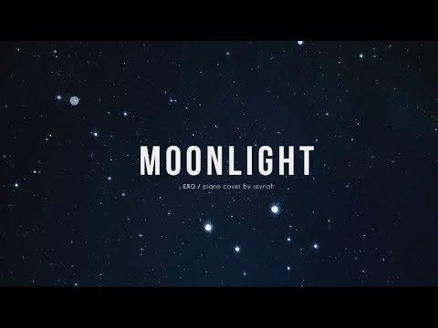 """""""월광 (Moonlight)"""" Piano cover 피아노 커버 - EXO 엑소"""