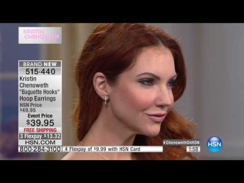 HSN   Kristin Chenoweth Jewelry 02.08.2017 - 07 PM