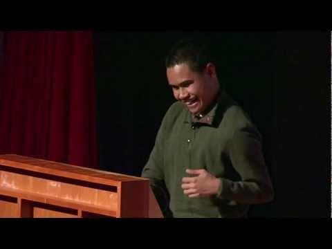 Seeing No Limits: Kuha'o Case at TEDxTeen